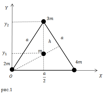 Решение задач на определение центра масс решение задач по географии материков