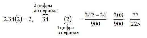 Периодическая дробь задачи решения задача с параметром пример решения